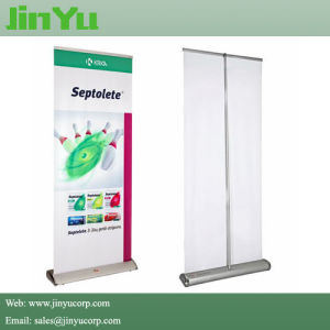 80cm*200cm Deluxe Roll up Banner Stand pictures & photos