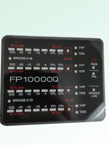 Extreme Fp10000q Sound Transistor Circuit Subwoofer Power Amplifier SMPS Price pictures & photos