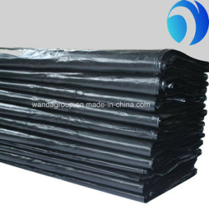 Black Large Capacity Industrial Plastic Garbage Bag pictures & photos