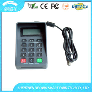 RFID Card Reader with Pinpad (P3) pictures & photos
