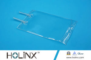 Hot Sale PVC Medical Consumables 50-3000 Two-Port PVC Infusion Bag pictures & photos