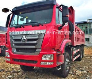 SINOTRUK HOHAN Truck 6X4 Dump Truck tipper truck pictures & photos