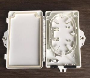 Sc/Upc Mini 4 Core FTTH Box or 4port Fiber Optic Terminal Box pictures & photos