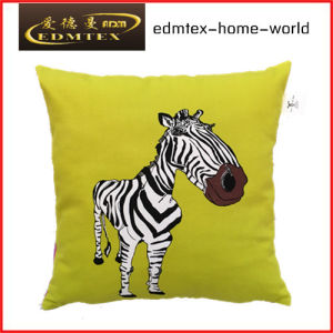 Cartoon Pillow Animal Picture Printing Pillow (EDM0004)