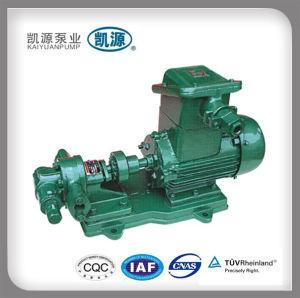 KCB 2cy Gear Pump for Heavy Fuel Sludge Oil pictures & photos