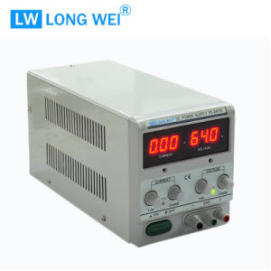PS6403D 64V 3A Variable Adjustable Transformer Linear DC Power Supply pictures & photos