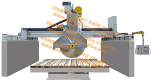 GBHW-1200 Infrared Fully Automatic Bridge Type Edge Cutting Machine pictures & photos