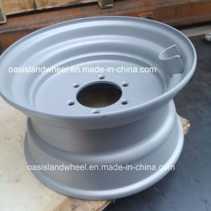 Industrial Skidsteer Steel Wheel Rim (9.75X16.5) for Kubota / Iseki pictures & photos
