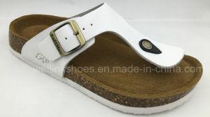 2017 Corkshoes Cork Sandal Cork Slipper Birken Stock Sandal pictures & photos