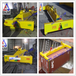 Semi Automatic Container Lifting Spreader Beam Container Lifting Frame pictures & photos