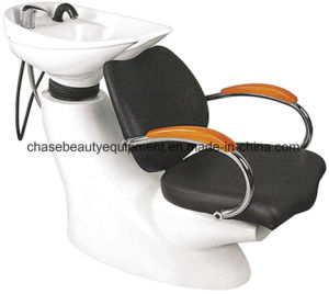 Salon Furniture Shampoo Bed & Chair Unit for Hot Sale pictures & photos