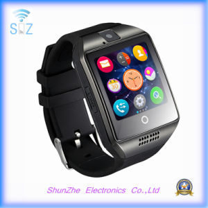 Q18 Smart Watch for Ios Android Mobile Phone with Heart Rate Monitor Activity Fitness Tracker pictures & photos