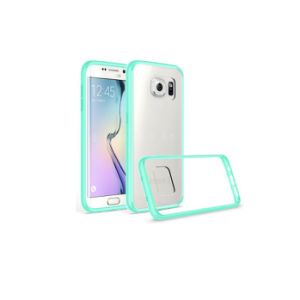 Transperant Phone Case Bumper Case for Samsung Galaxy S7 Edge pictures & photos