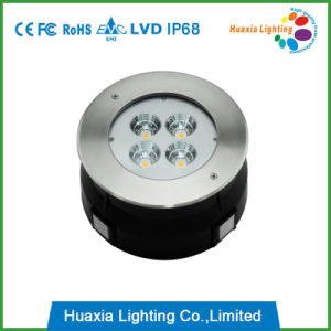 High Power Stainless Steel 40W LED Underground Light pictures & photos