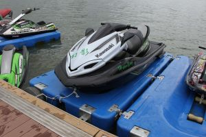 Eco-Friendly Jet Ski Floating Dock Plans Factory Price pictures & photos