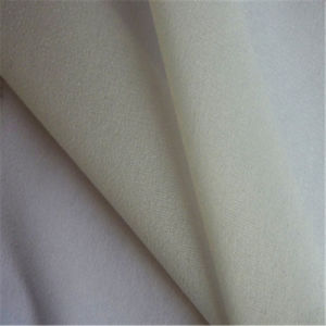 3410 100% Polyester Plain Woven Interfacing Fabric Wholesale for Garment pictures & photos