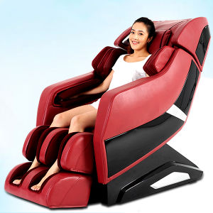 Full Body Shiatsu Massage Pedicure Chair pictures & photos