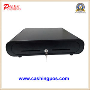 Excellent Quality Metal Money Drawer for Cash Register Drawer POS System Rj11, Rj12, 12V,