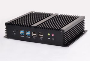 Intel I3 Industrial Mini PC with Two COM Ports (JFTC4010UI) pictures & photos