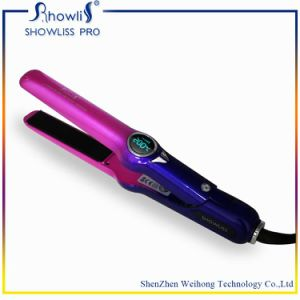 Hot Sale Magic with LCD Display Electric Straight Hair Straightener