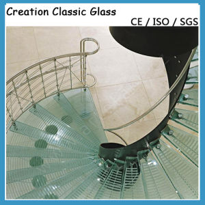 Laminated Glass for Building Curtain Wall/Door/Stair Glass pictures & photos