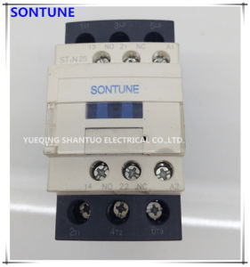 Sontune St1n25 (LC1) 3p 4p AC Contactor pictures & photos
