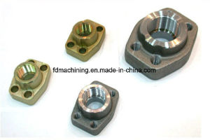 Square Flange for Hydraulic Industry pictures & photos