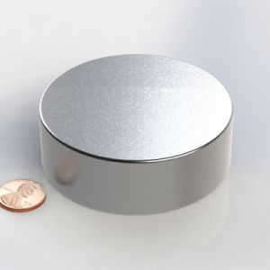 2017 New Competitive Price Neodymium Disc Magnet pictures & photos