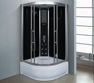 1000mm Steam Sauna with Bathtub and Shower (AT-G0904) pictures & photos