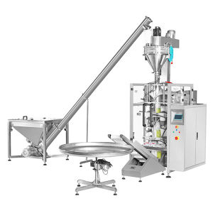 Vertical Form Fill Seal Machine for Detergent Power pictures & photos