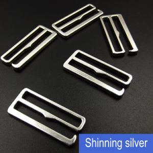 Lead and Nickel Free 30mm Metal Clip for Bra Bra Ring/Slider/Hook pictures & photos