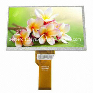 """Aotomotive Use 7"""" TFT Display, High Brightness, with Capacitive Touch Panel: ATM0700d6j-CT pictures & photos"""