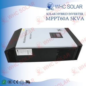 5kVA (4000W) Hybrid Solar Power Inverter with Charge Controller pictures & photos