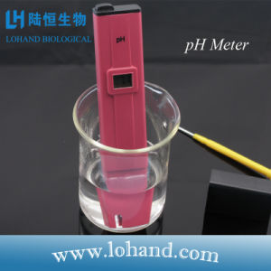 Wholesale Portable Red Color Aquarium pH Meter pictures & photos