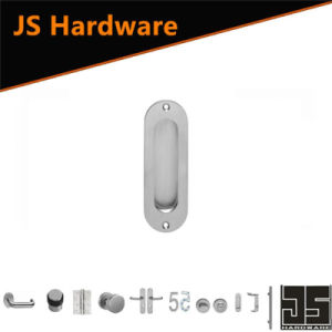 High Quality Square Shape Stainless Steel Flush Pull with Hole pictures & photos