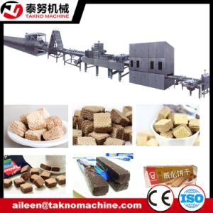 Full Automatic Wafer Biscuit Production Line pictures & photos