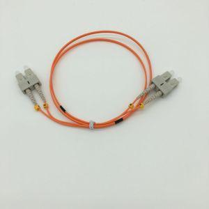 Fibre Sc/Upc-Sc/Upc-mm50/125-Dx pictures & photos