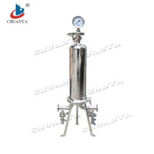 Low Price Stainless Steel Sanitary Filters pictures & photos