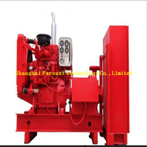 Diesel Drive Fire Fighting Pump with Jockey Pump pictures & photos