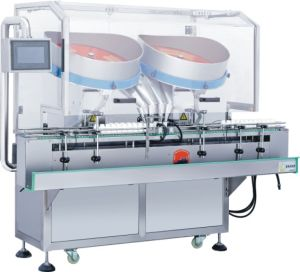 Pharmaceutical Machinery Semi-Automatic Tablet Counting Machine pictures & photos