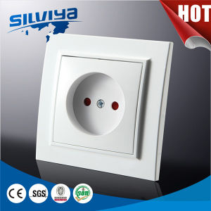 2p European Electric Wall Socket with Ce with Child Protection pictures & photos