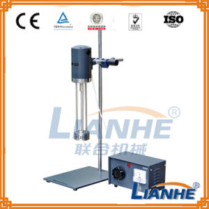 Lab Homogenizing Mixer High Shear Homogenizer for Laboratory pictures & photos