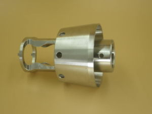 CNC Lathe Stainless Steel Part pictures & photos