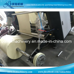 High Speed Flexo Fabric Printing Machine pictures & photos