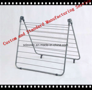 Bath Tub Caddy Bathtub Racks Bathtub Towel Rack Airer pictures & photos