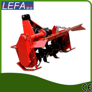 Compact Rotary Tiller Behind Kubota 3 Point Linkage Tractor pictures & photos