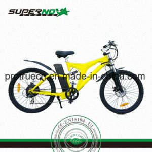 26 Inch Lithium Electric Bicycle for Women pictures & photos