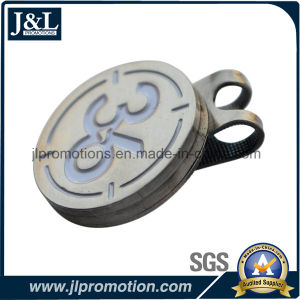 Customer Logo Golf Hat Clip High Quality pictures & photos