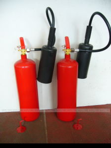 Fire Extinguisher Parts CO2 Extinguisher Discharge Hose and Horn pictures & photos