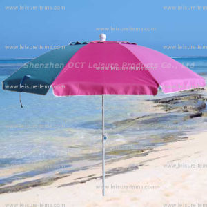 210d Oxford Beach Umbrella / UV Protection / Waterproof (OCT-BUO2) pictures & photos
